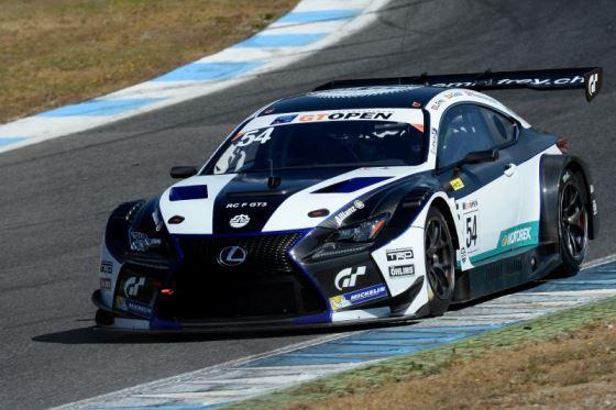 Emil Frey Racing Gt Open