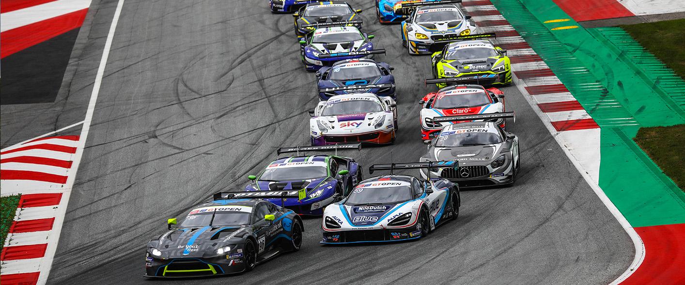 GT Open Championship