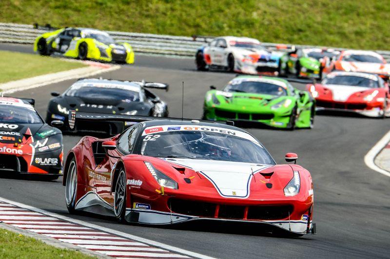 International GT Open: Brasileiros dominam etapa de Hungaroring